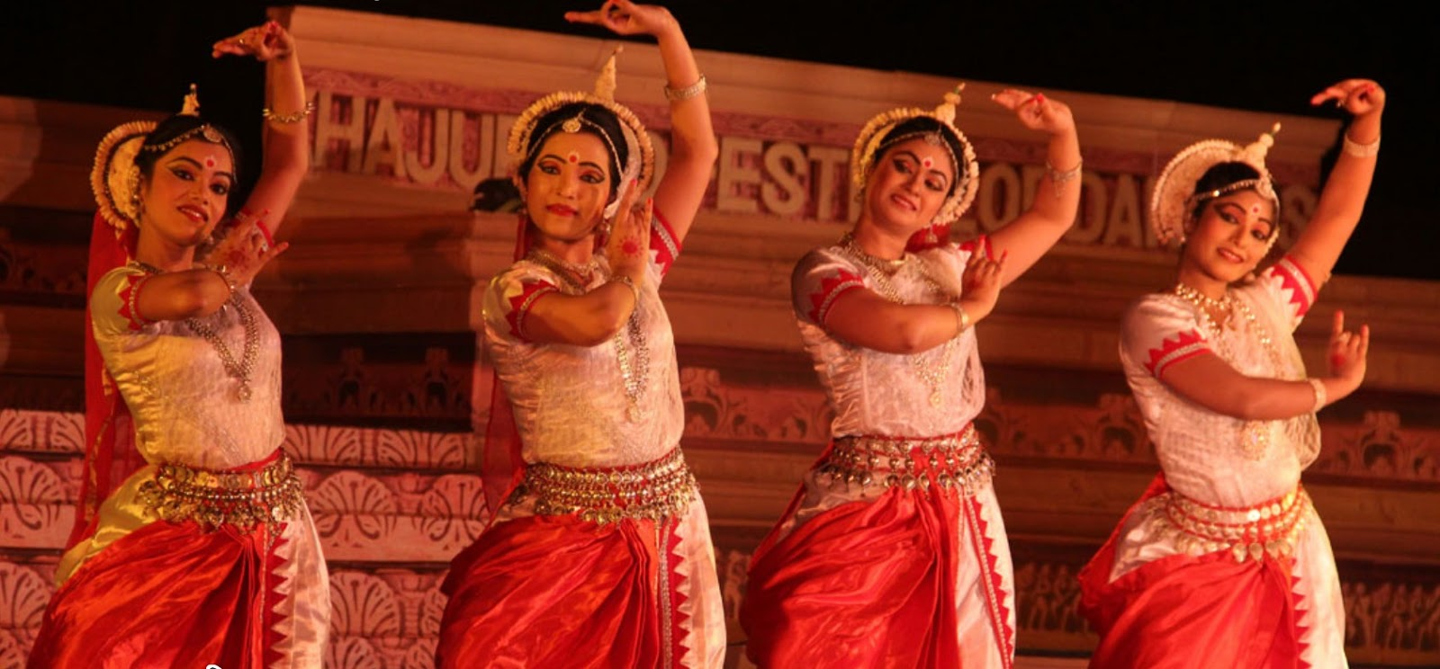 Image result for Khajuraho dance festival begins today on temple premises after 44 years