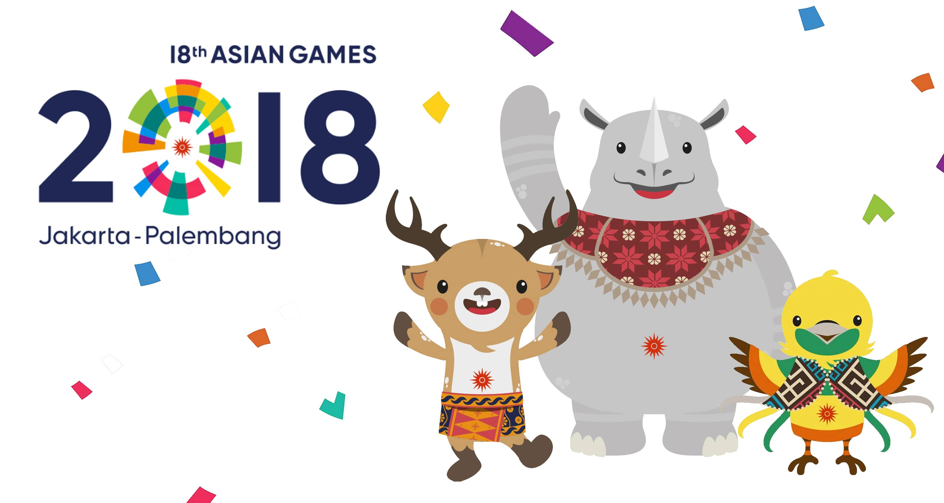 18th Asian Games Concludes In Indonesia