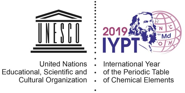 International Year of the Period Table of Chemical Elements