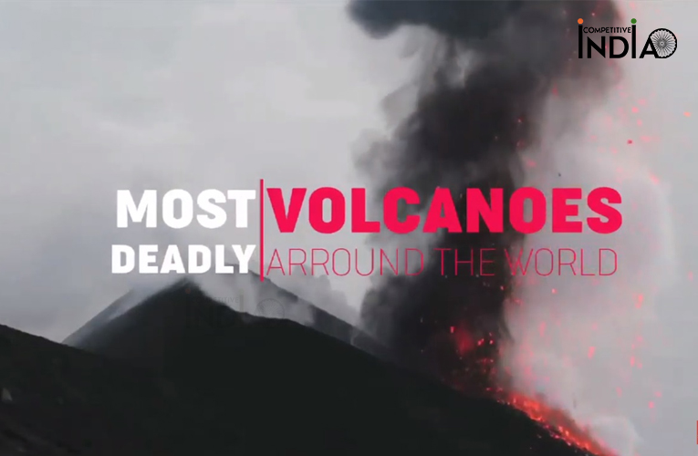 Most Deadly Volcanos