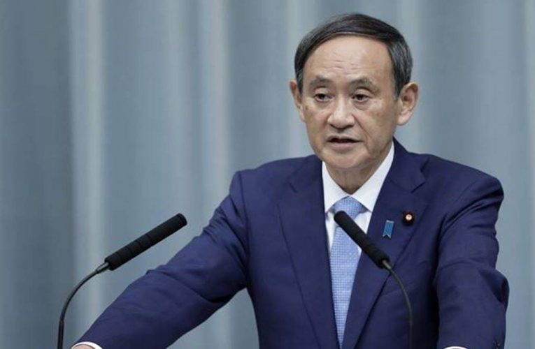Yoshihide Suga announced as Japan's new Prime Minister