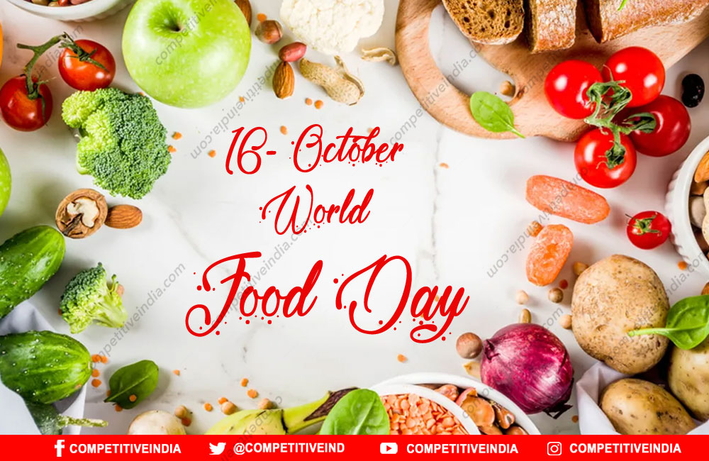 World Food Day Is On-16-October-2020
