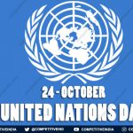 United Nations Day is on - 24-October-2020