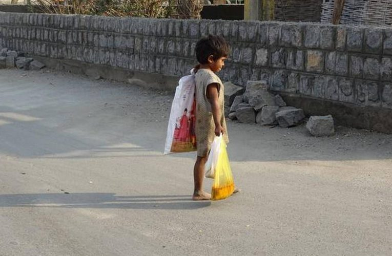 One in six children lives in extreme poverty- says UNICEF and World Bank.