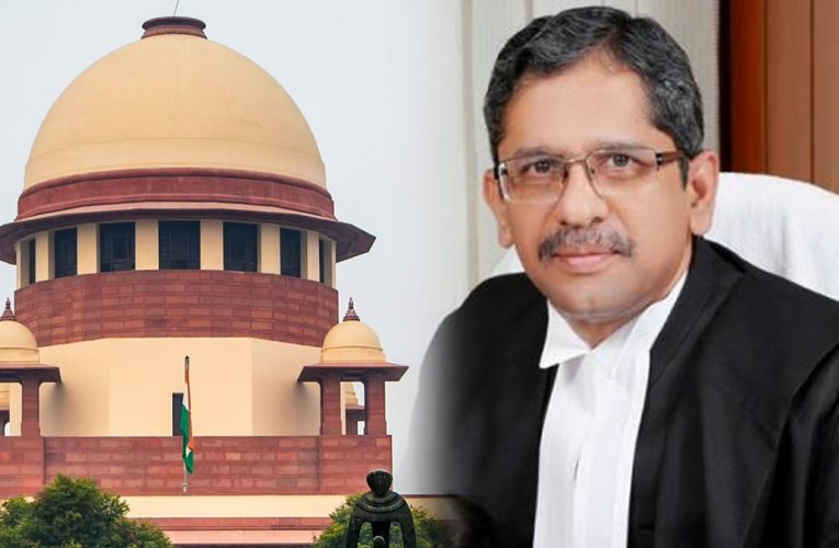 Justice NV Ramana to take charge as the next Chief Justice of India on April 24