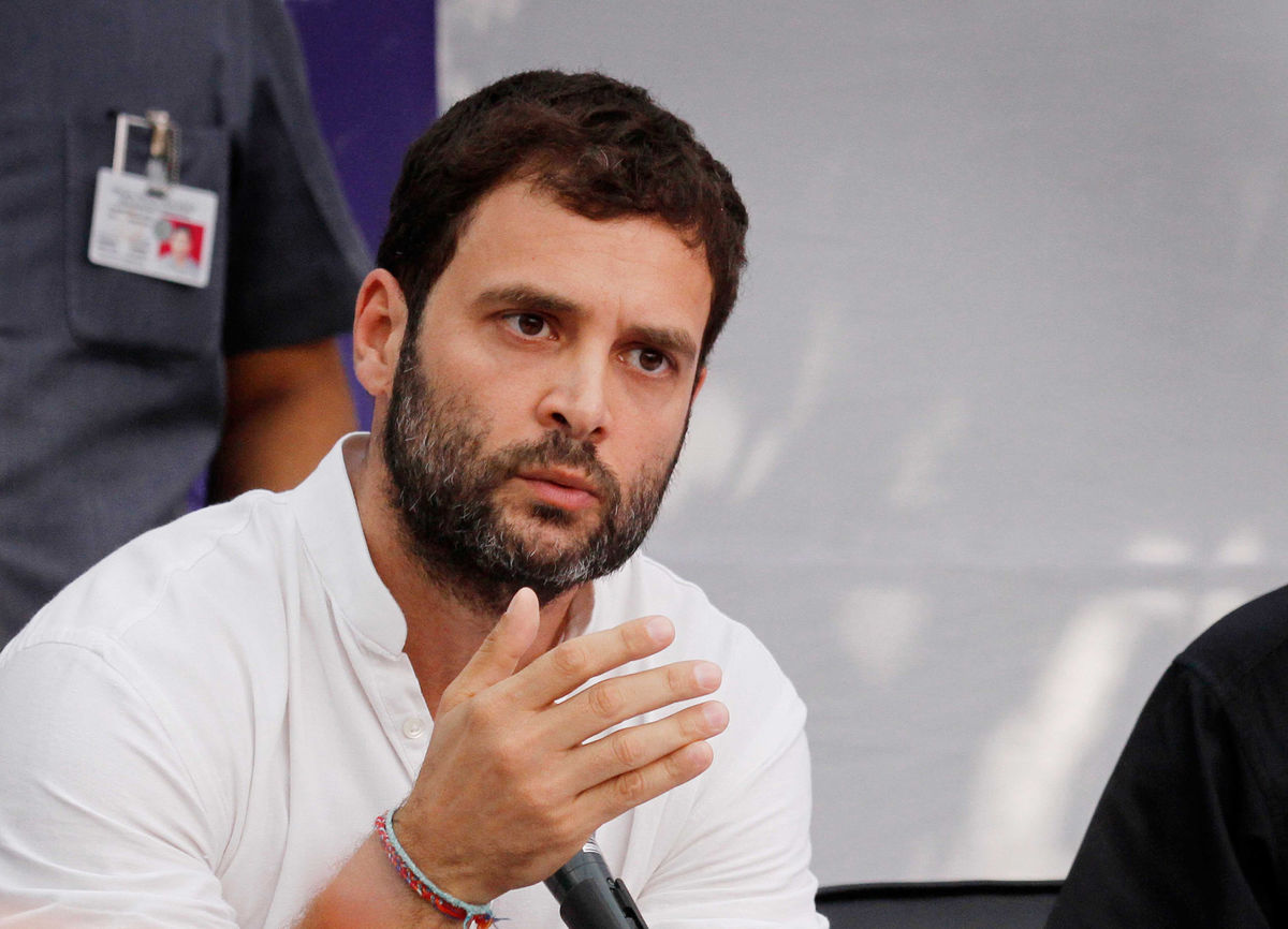"""Modi was not in the House when Jaitley spoke. He was in Shimla to attend a ceremony in which the Bharatiya Janata Party's Jai Ram Thakur took oath as the chief minister of Himachal Pradesh. Modi usually attends the Rajya Sabha on Wednesdays, when issues related to the PMO are listed during Question Hour.  While addressing a rally in Gujarat's Palanpur on December 10, the prime minister referred to a """"secret meeting"""" at Aiyar's house, attended by some senior Pakistani officials, Singh, and Ansari. He suggested the meeting was linked to the Gujarat elections.  Singh responded by saying he was """"pained and anguished by the falsehood and canards"""" being spread by the prime minister. """"Modi is setting a dangerous precedent by his insatiable desire to tarnish every constitutional office, including that of a former prime minister and Army chief,"""" Singh said.  The Congress has not allowed Parliament to function since the winter session began on December 15. Vice-president Venkaiah Naidu tried to broker peace between the two sides last week, but Congress leaders have routinely staged walkouts or shouted slogans in the well of both Houses, demanding an apology from Modi."""