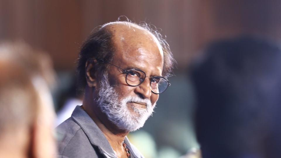 My biggest desire is to do good for the people who have made me who I am: Rajinikanth