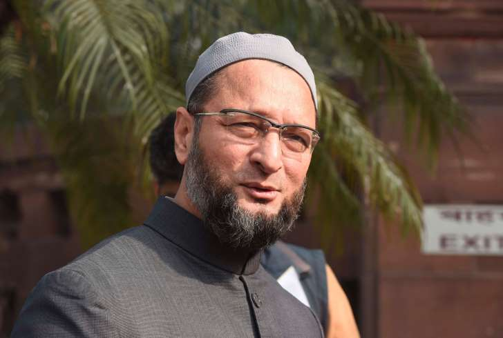 Narendra Modi's 56-inch chest only for Muslims, not Rajputs, says Owaisi