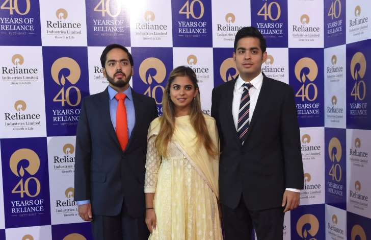 Mukesh Ambani's son Anant Ambani trolled again; this time for his speech at Reliance's 40-year anniversary event