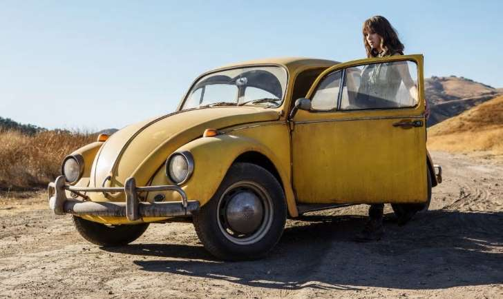 First Look Of Transformers Spin-off 'Bumblebee' Revealed