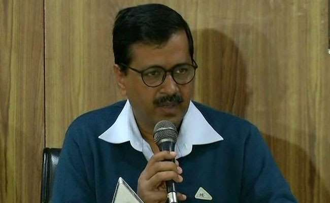 Meeting At Arvind Kejriwal's Home Ends In Chaos, BJP Alleges Heckling