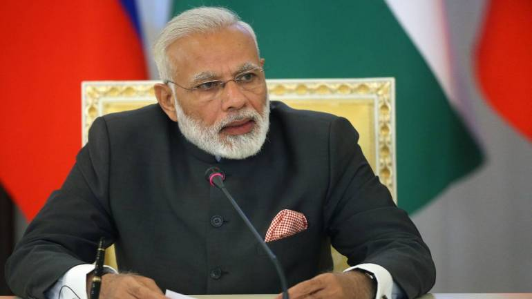 PM Narendra Modi pushes for 'one nation, one election'