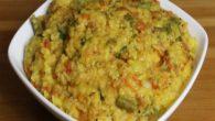 Rice Khichdi Recipe