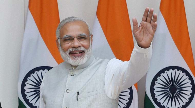 PM Modi ranked among top 3 world leaders in survey