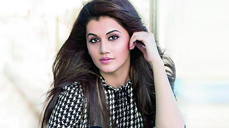 Taapsee Pannu: I won't marry a cricketer or a rich businessman