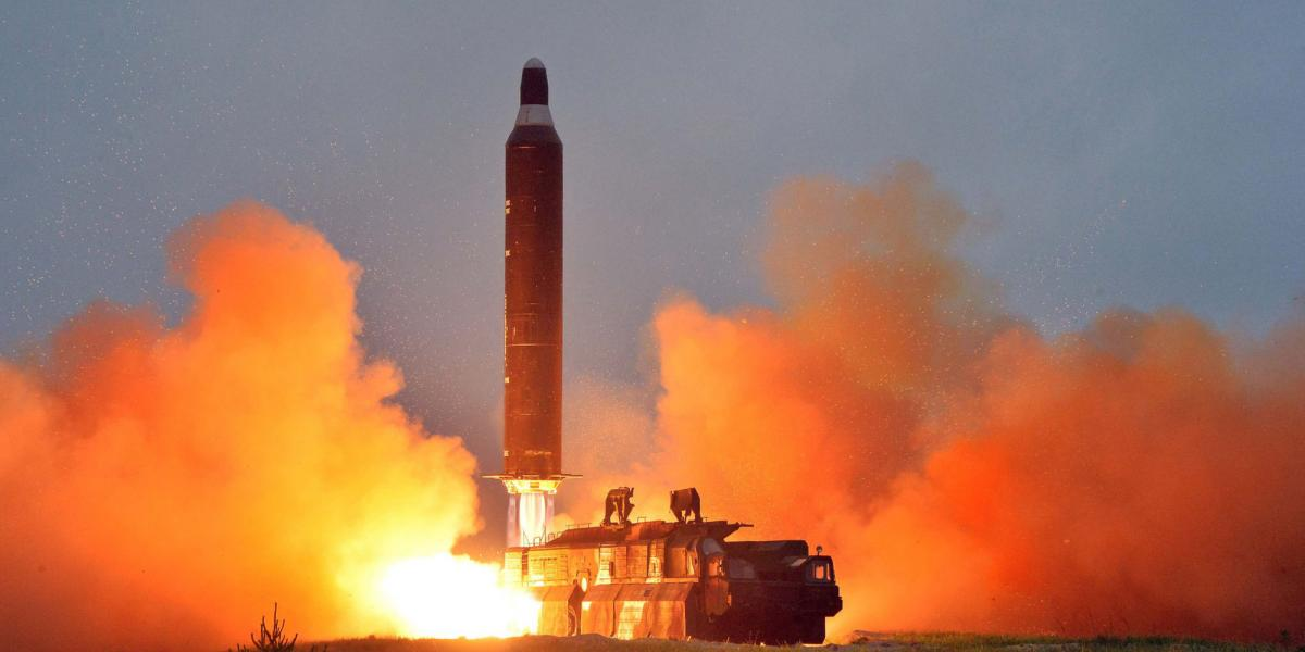 North Korea accidentally hit one of its own cities with a missile, report says