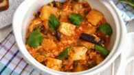 Paneer Coconut Gravy Recipe