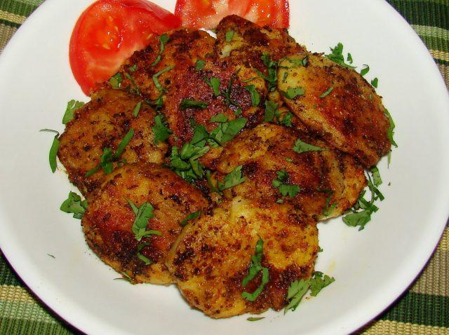 Makhani Arbi Masala Recipe