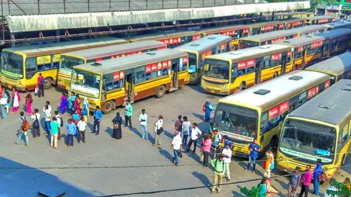 Tamil Nadu transport strike: Government agrees to pay Rs 750 cr in dues to retired staff; urges for protest to be called off