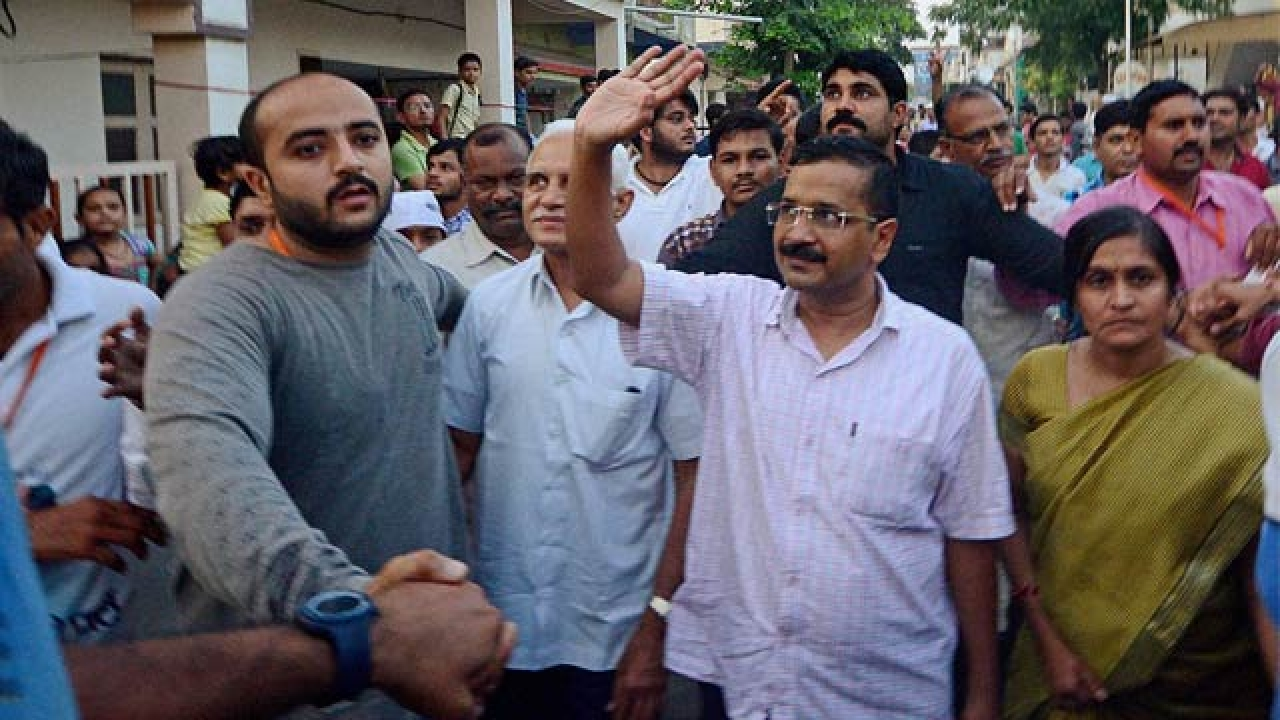 Aam Aadmi Party declares Nationwide Protest on Union Government