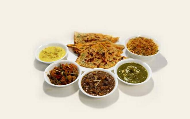Indian food for fitness