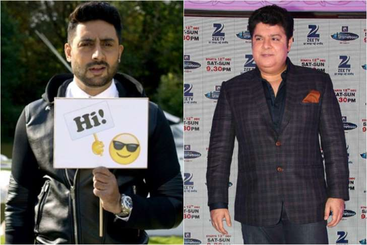 No role for Abhishek Bachchan in Housefull 4? Actor is apparently unhappy with Sajid Khan