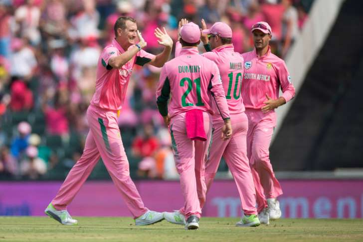 South Africa fined for slow over-rate in 4th ODI