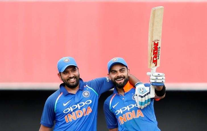 Cricket - Kohli rested, Sharma to lead young India in T20 tri-series