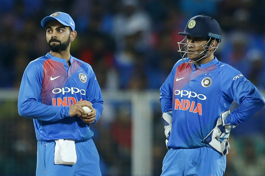 Dhoni Shows Why Kohli Trusts Him Blindly When it Comes to DRS