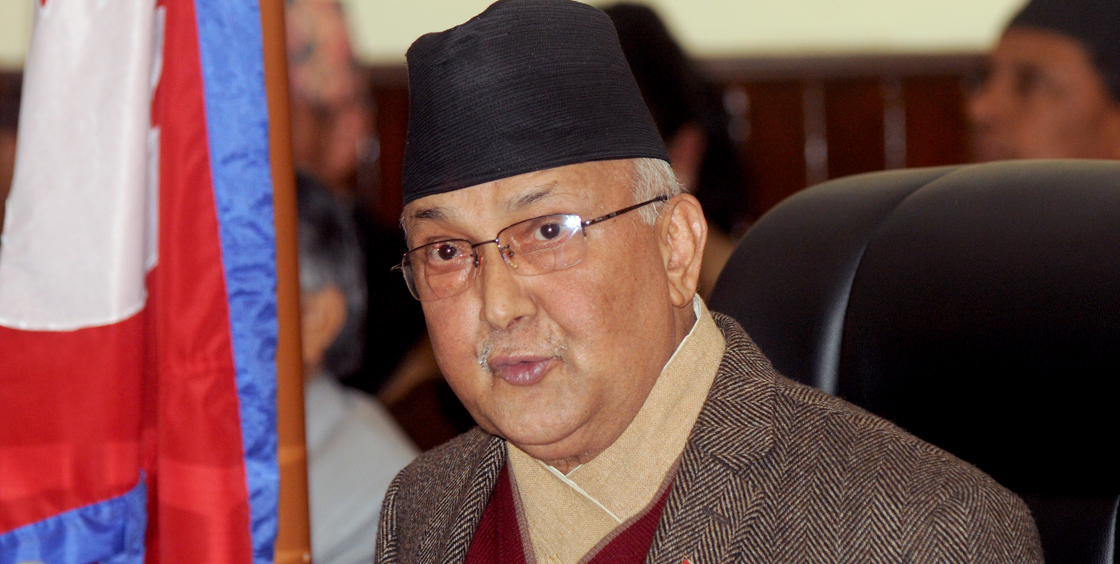 Want to deepen ties with China to get more leverage with India: Nepal PM