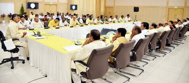 TDP not pulling out but will put pressure on Centre for funds