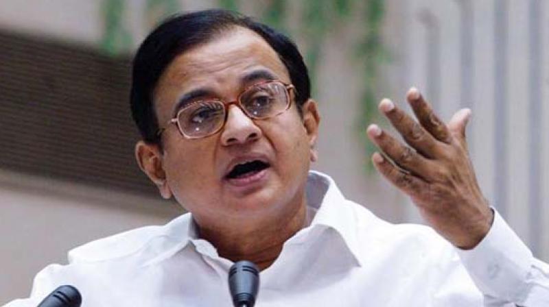 P Chidambaram has no moral right to talk about Modi: TN BJP president