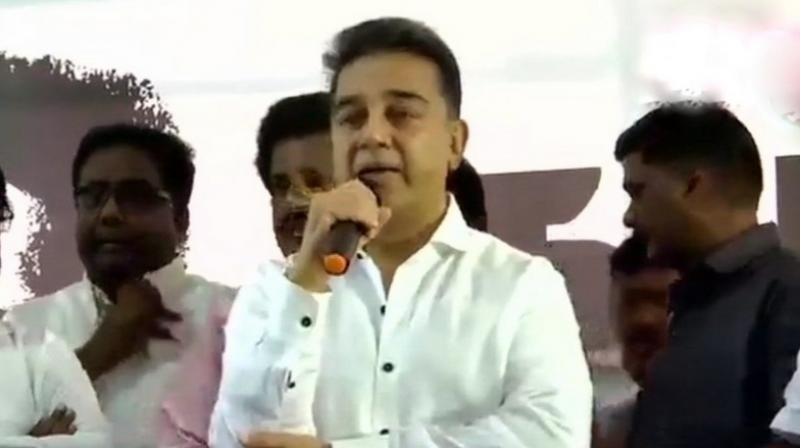 Serving people my priority, says Kamal Haasan ahead of political party launch