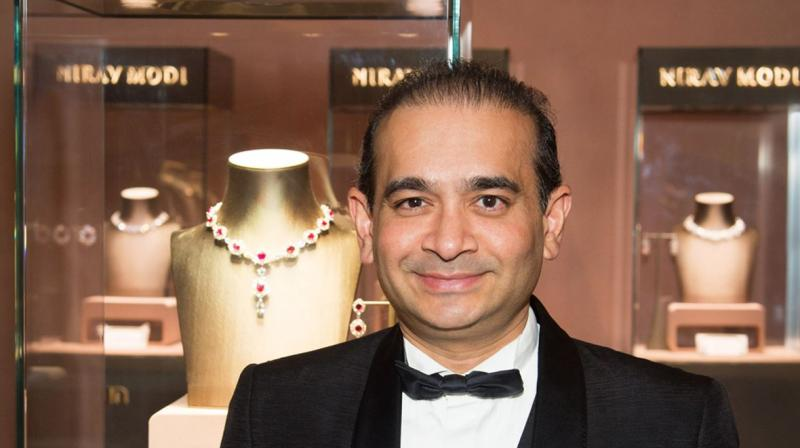 PNB fraud case: Nirav Modi's passport suspended for 4 wks, Interpol issues notice