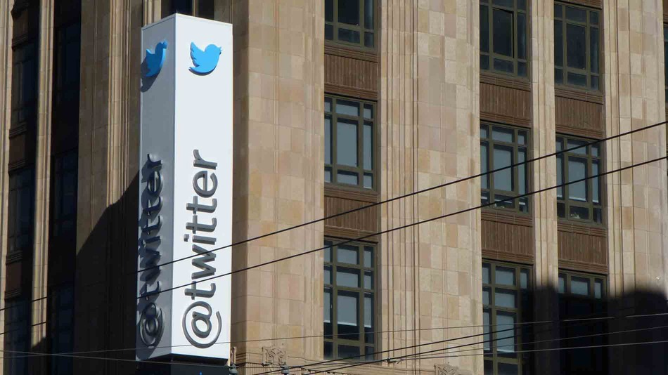 Twitter surprises with revenue turnaround, shares surge