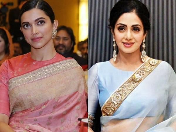 Deepika Padukone is all set to play Sridevi in the NTR biopic?