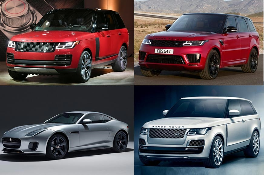 JLR India to launch 10 models by March 2019