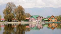 Kashmir Nigeen Lake in Srinagar