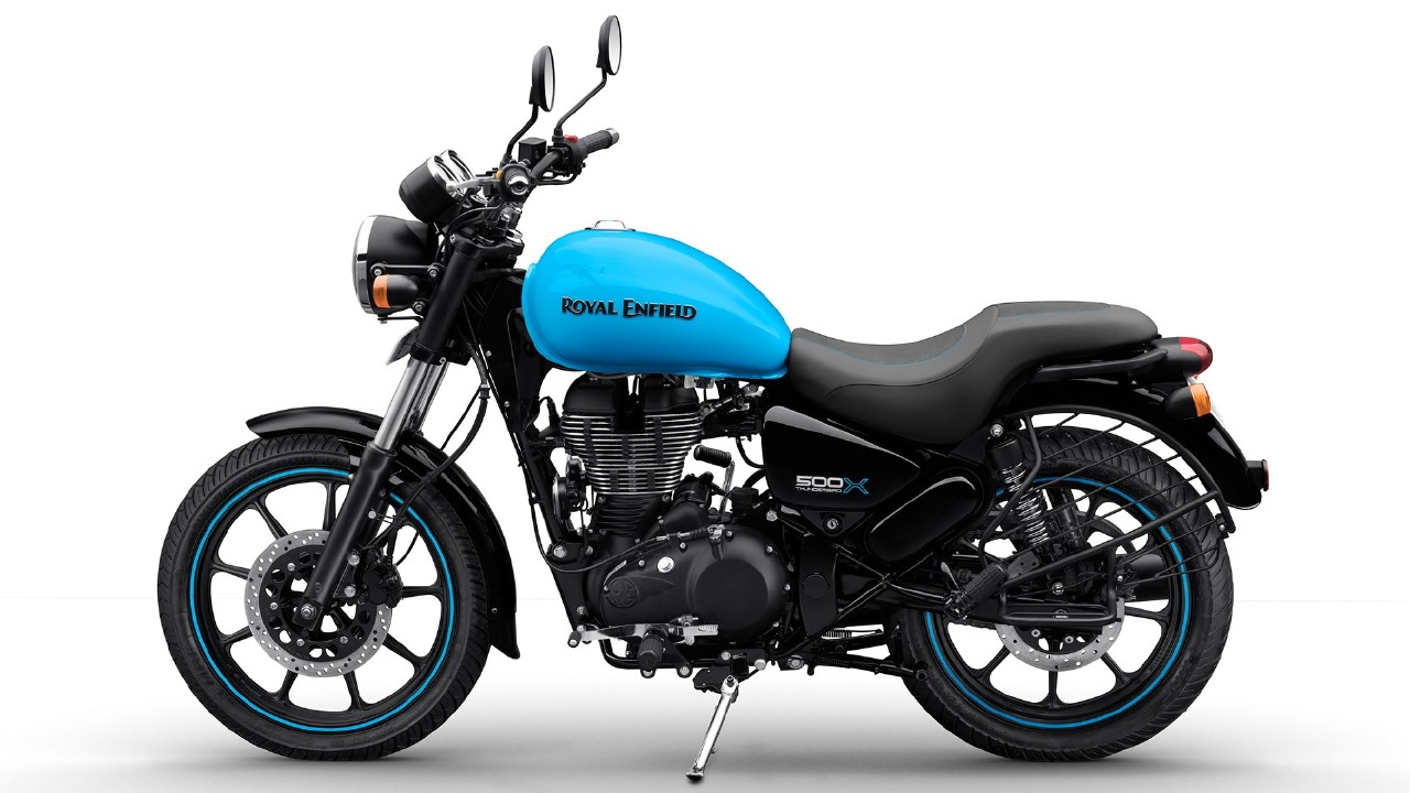 Royal Enfield registers 27 per cent growth in March 2018