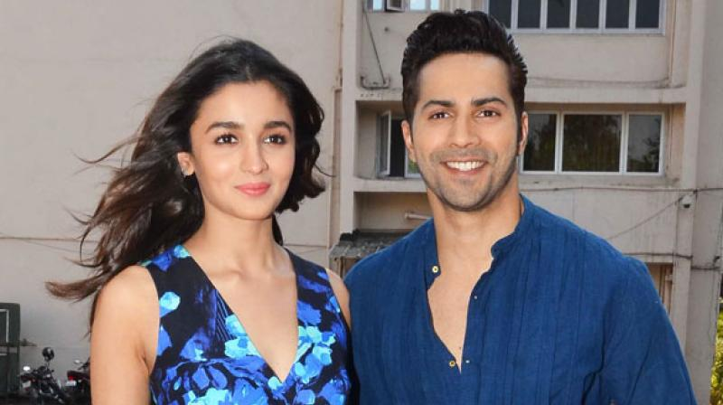 Alia Bhatt follows Varun Dhawan's footsteps to promote Raazi