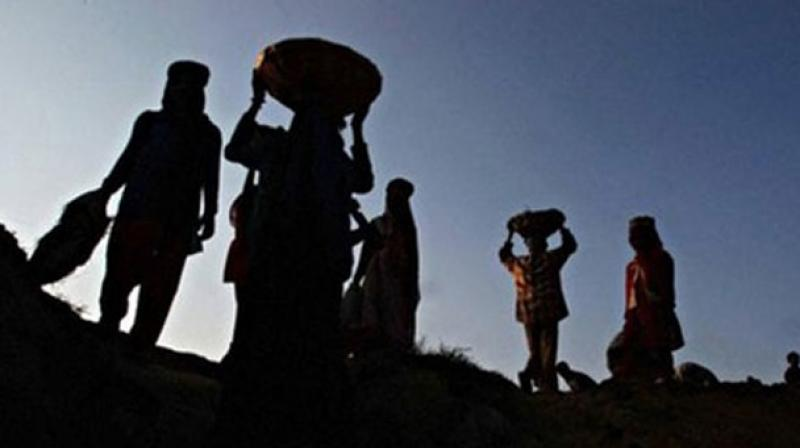 Chennai: 2 kids, 12 bonded labourers rescued