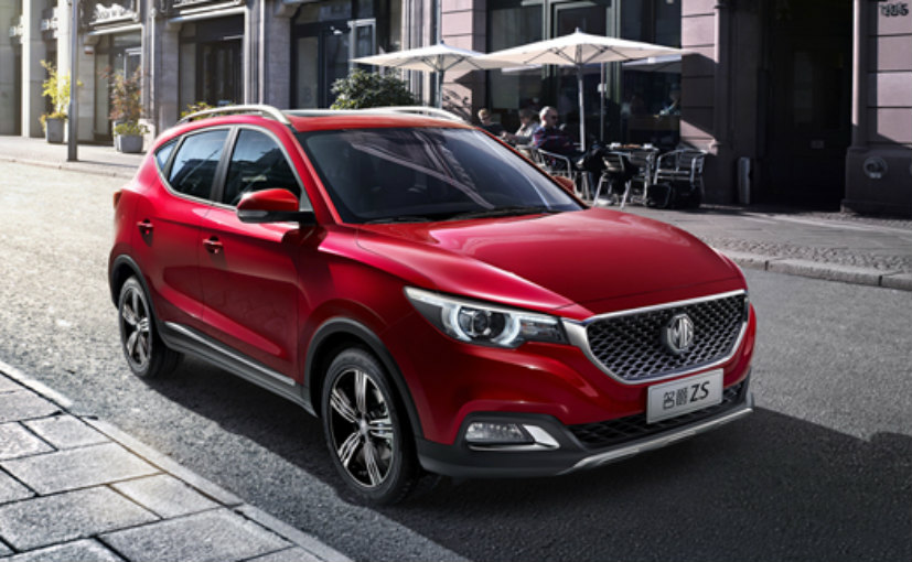 MG Motor Vehicles That Could Be Launched in India