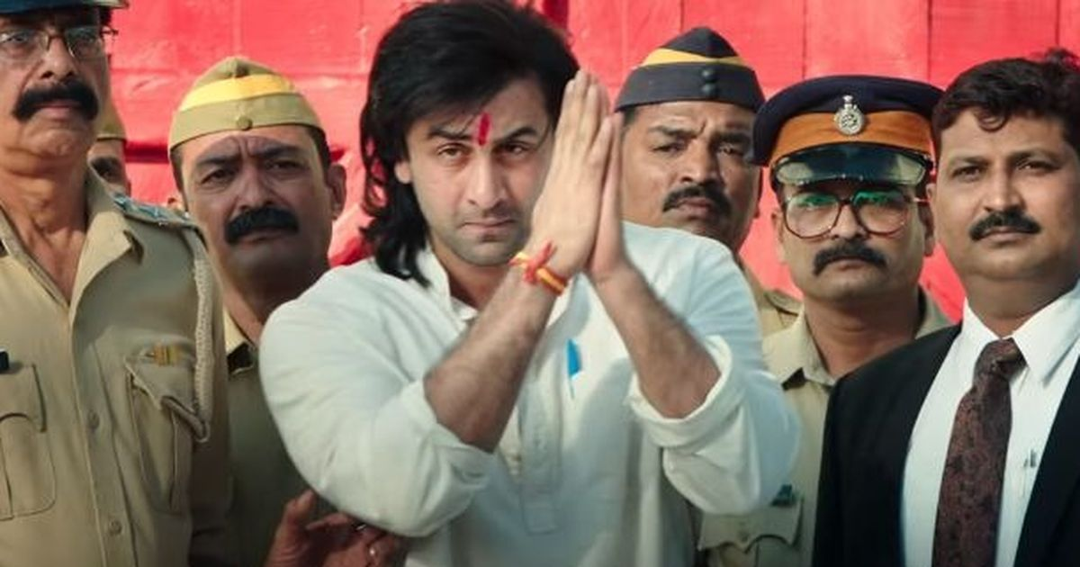 Ranbir Kapoor opens up on going nude for Sanju