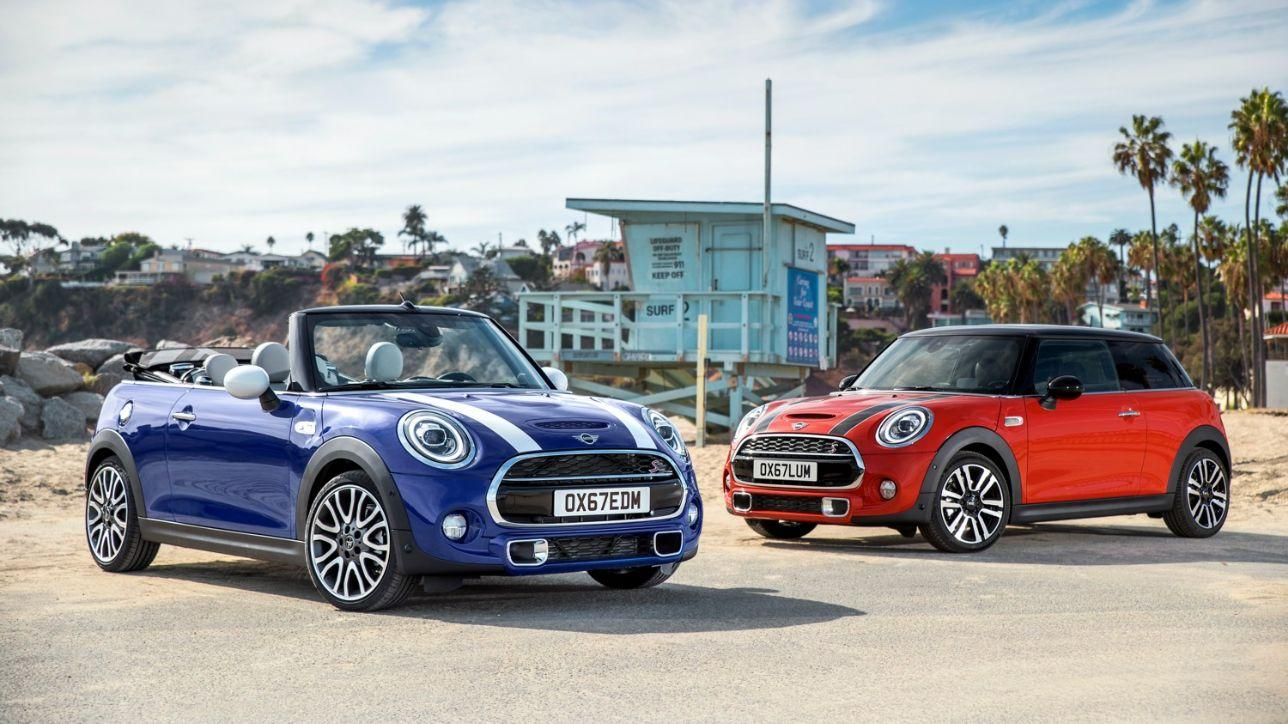 BMW launches updated MINI versions in India