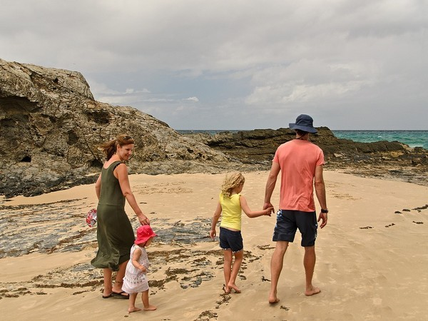 Exotic locations for perfect family summer vacations