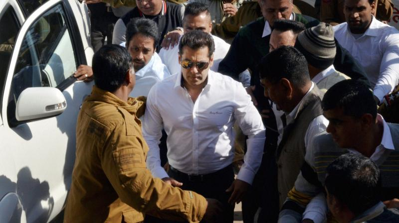 Salman Khan blackbuck case: Next hearing in appeal on July 17, actor not required to be in court