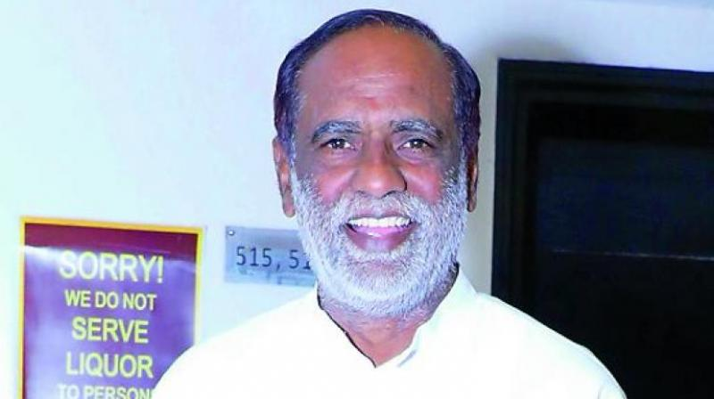 KCR's is a family front: Telangana BJP president Laxman