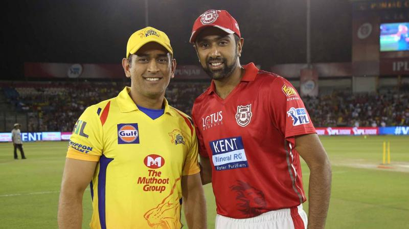 Captain Cool MS Dhoni has made R Ashwin a calm leader for KXIP: Aaron Finch