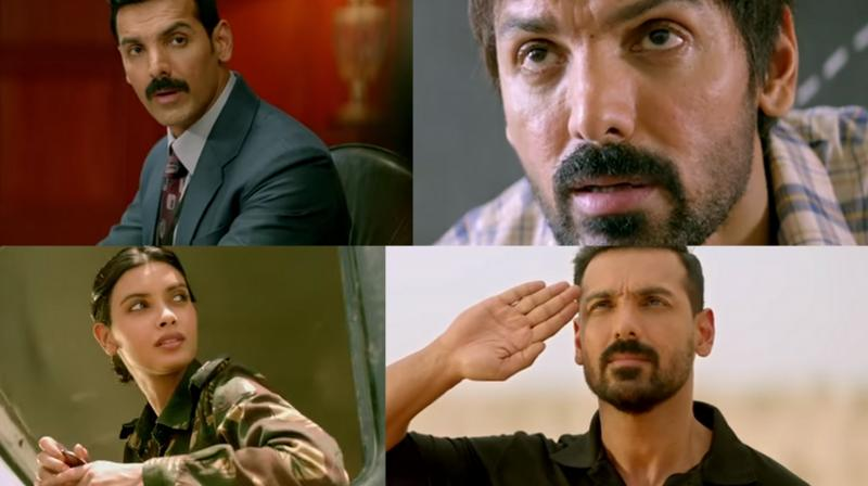 Parmanu box-office collection day 1: John Abraham's patriotic film earns Rs 4.82 cr