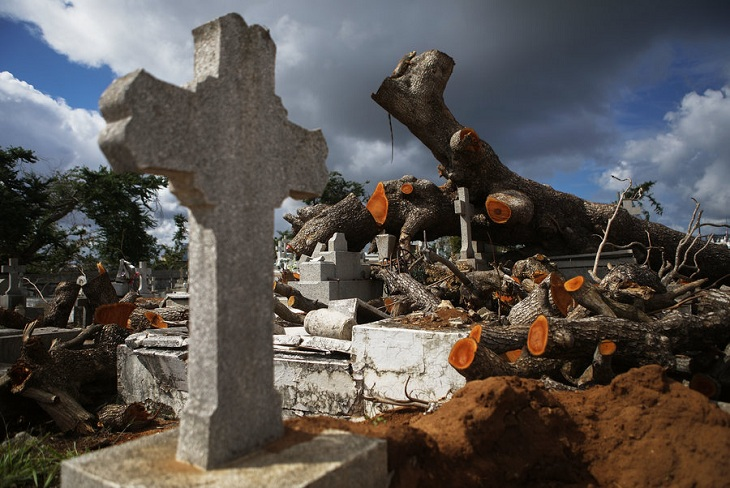 """""""real number"""" of Hurricane Maria deaths after shocking report-Puerto Rico governor"""